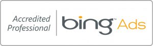 Bing accredited Badge