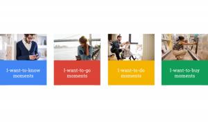 Google 's Micro Moments