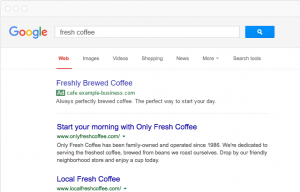 Google Ads In Search Results