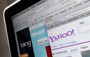 Bing Yahoo Microsoft