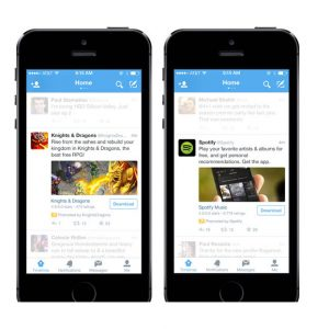 twitter app ads