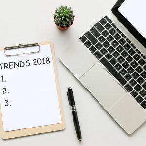 2018 online marketing trends