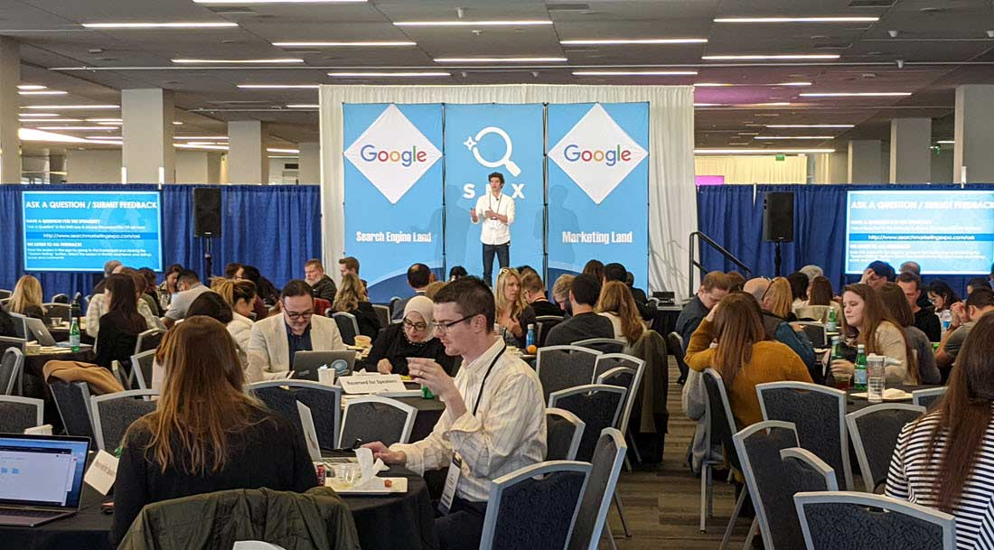 Insights from SMX West San Jose, Feb 2020